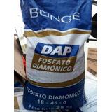 Fosfato Diamonico X 25 Kg Fertilizante Para Siembra Cesped