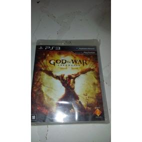 God Of War Ascension Ps3 Dublado Novo Lacrado