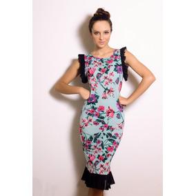 Vestido Mujer Casual Diseño Exclusivo