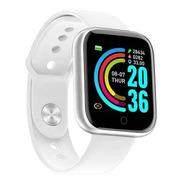Relógio Smartwatch  Inteligente D20 Monitor Saúde Fit Pro