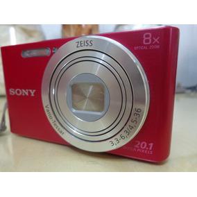 Câmera Sony Cybershot Dsc W830 - Esta Dando Erro ( E:62:10 )