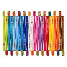 Escova Dental Curaprox 5460 Ultra Soft - Original - 06 Unid