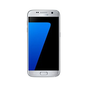 Samsung S7 Plateado 4g 32gb 12mpx + Sim Claro Prepago
