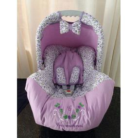 Capa Bebê Conforto (personalizada) Galzerano, Burigotto