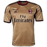 Camiseta Del Milan 2013-2014