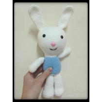 Conejo Amigurumi Tejido Crochet