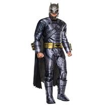 Disfraz Batman Hombre Adulto La Liga De La Justicia
