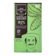 Chocolate 80% Cacao Oscuro