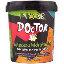 Inoar Doctor Máscara Hidratação 450 G - Docebeleza