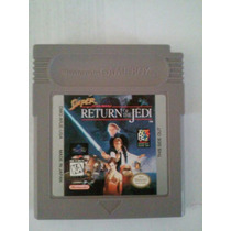 Super Star Wars Return Of The Jedi Gameboy Nintendo Gb