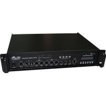 Amplificador Musica Funcional Gbr Power 9000 Mp3 150w 100v
