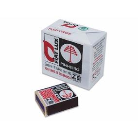 Fosforo Fiat Lux Kit Com 10 Pacotes