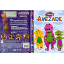 Barney Vamos Brincar, Zoológico, Cantar - 13 Dvds Infantil