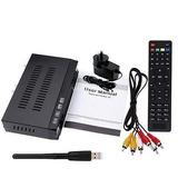 Dvb-s2 Ac3 Audio Digital Tv Satélite + Iptv Combo... (au)