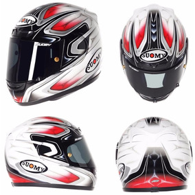 Capacete Sumoy Apex Cool Red Xxl 64 Made In Italy