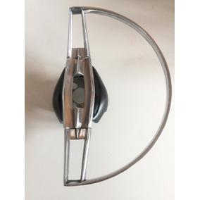 Aro Do Volante C10 C14 C15 Veraneio De 64/79 Aluminio Polido