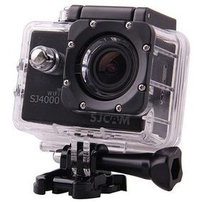 Camera Action Sj400 Sjcam Filmadora Prova D