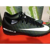 Tenis Nike Mercurial Victory Cr7 100%original Turf Negro