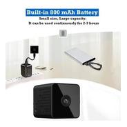 Mini Câmera Full Hd 1080p Ir Dvr Inteligente Sem Fio Ip Wifi