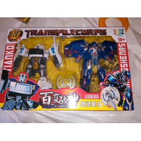 Transforme Optimus Prime Y Amigo