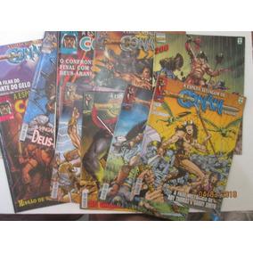Conan - Diversos Números Do 07 Ao 204 1ª Ed. - Mais Números