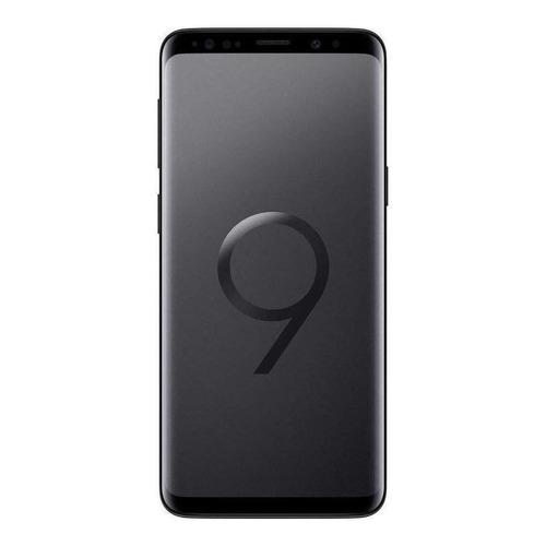Samsung Galaxy S9 Dual SIM 128 GB Preto-meia-noite 4 GB RAM