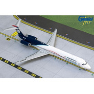 Miniatura Gemini Jets 1:400 Aeromexico Mcdonnell Douglas