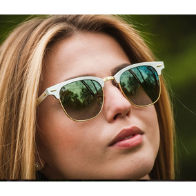 b0e1ee5c28bde Óculos Rayban Modelos Novos Ray Ban Clubmaster - Óculos De Sol no ...