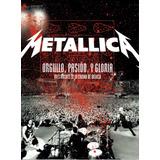 Metallica - Orgullo, Pasion Y Gloria (2cd+2dvd) P