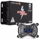 Kit Carregador De Baterias Hi-volt Chv500 + Vt5 Stetsom