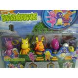 Coleccion Completa De Backyardigans X5