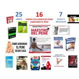 Salud Sexual Tecnica Del Maestro El Pene 25 Libros +16videos
