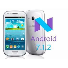 Actualización Galaxy S3 Mini I8190 Android 7.1.2