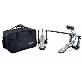 Pedal Bumbo Duplo Mapex P501tw C/ Bag - Revenda Autorizada