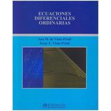 Libro, Ecuaciones Diferenciales Ordinarias Ana M. De Viola.