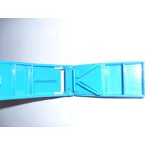 Lamina Corte Corta Cortador Meio Comprimido 1 Azul 1 Branco