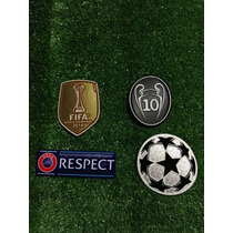 Set Real Madrid Champions