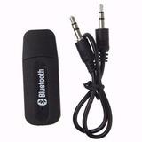 Receptor De Audio Bluetooth Blutuf Adaptador Musica Promoção