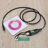 Cable De Programación Usb Rápido Para Radio Motorola Ep450