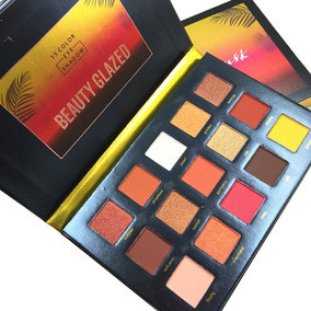 Paleta De Sombra Beauty Glazed Barata