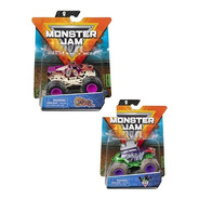 Monster Jam  Paquete 2  Vehículos Spin Master Truck