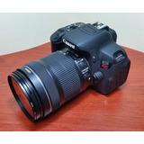 Camara Canon T5i Con Lente 18-135mm Y Mas !!!!