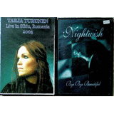 Nightwish 3 Dvds