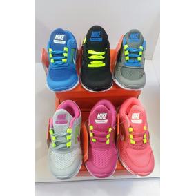Zapatos Deportivos Nike Air Free Run 3, Niñ@s, Tallas 25-35.