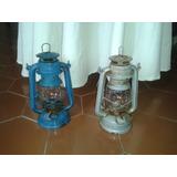 Lamparas Antiguas De Kerosene