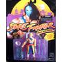Gi Joe Street Fighter 2 Vega Spanish Ninja Raro Hasbro 1994