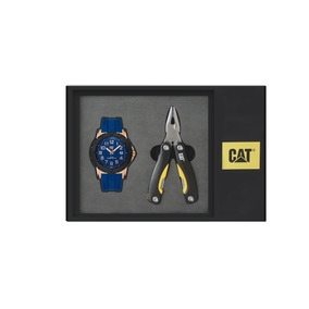 Set Reloj Y Obsequio Cat Pv19126619set Caballero, Watch It!
