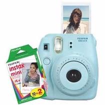 Camara Fujifilm Fuji Instax Mini 8 + 20 Fotos Regalo