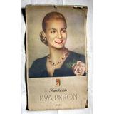 Antiguo Almanaque Fundación Eva Perón. 1953