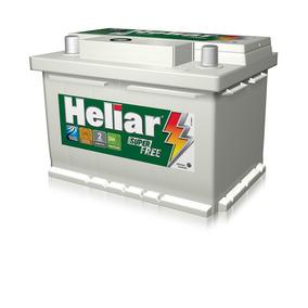 Bateria Automotiva 12v 60ah Heliar + Super Brinde